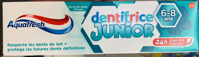 Dentifrice Junior 6-8 ans - Product - fr