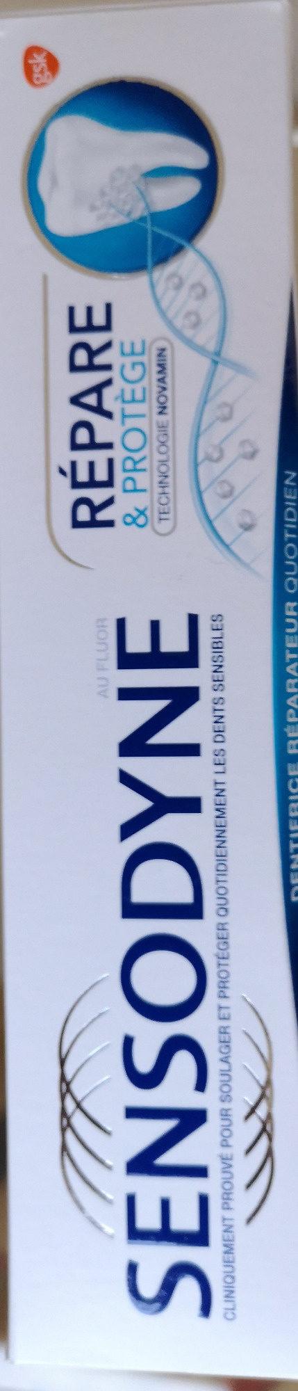 Dentifrice multiprotection - Produit - fr