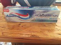 High définition White menthe éblouissante - Product