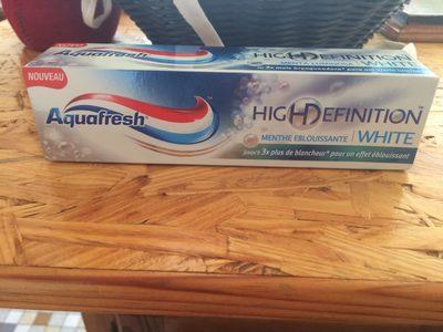 High définition White menthe éblouissante - Product - fr