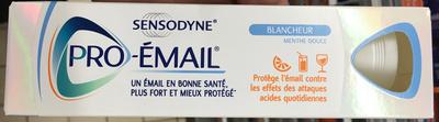 Pro-Émail Blancheur Menthe Douce - Product - fr