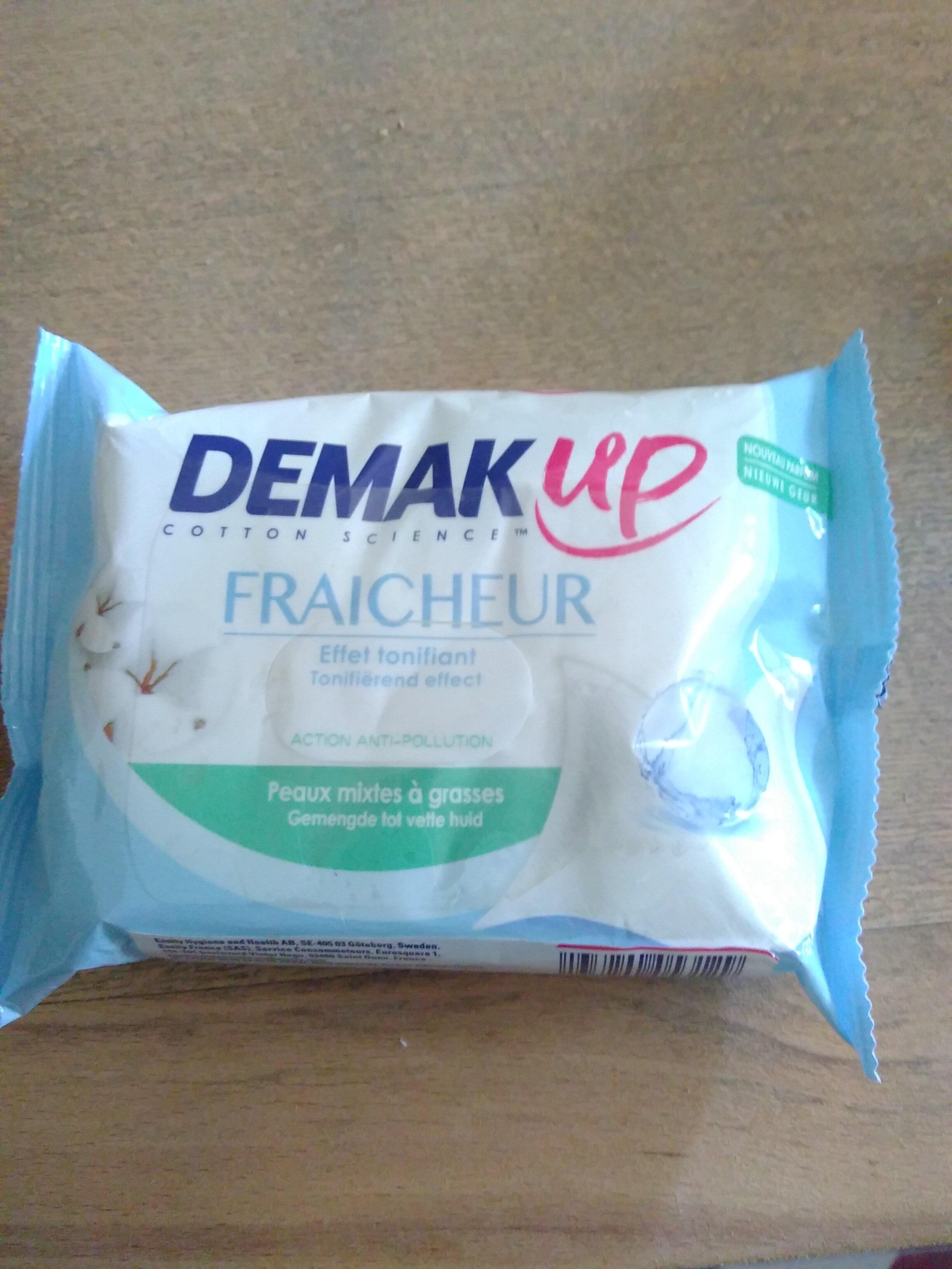 Demakup Cotton Science Fraicheur - Product