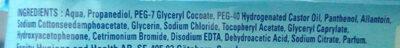 Demakup Cotton Science Fraicheur - Ingredients