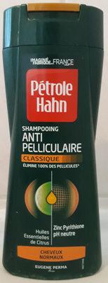 Shampooing anti pelliculaire classique, cheveux normaux - Produit