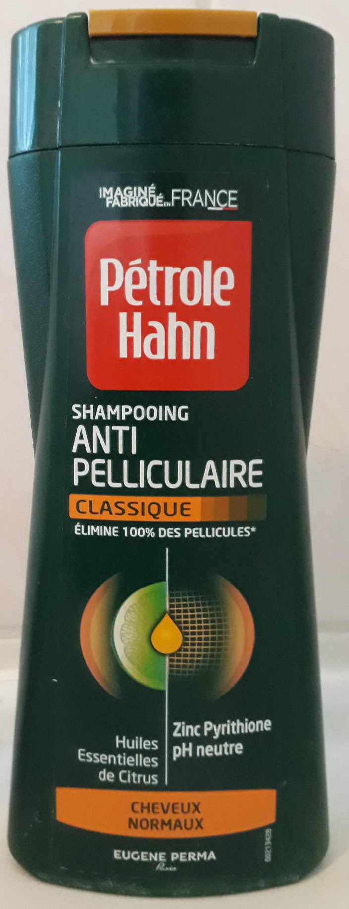 Shampooing anti pelliculaire classique, cheveux normaux - Product - fr