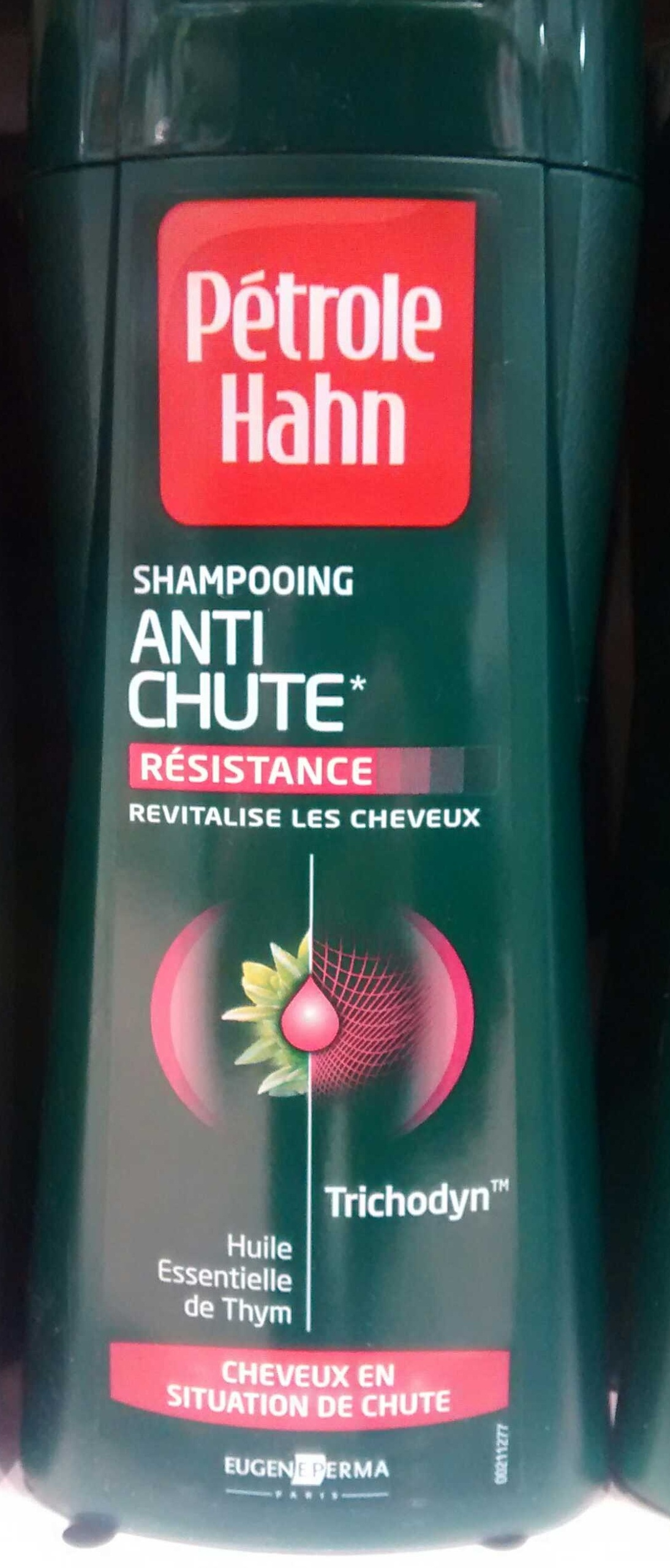 Shampooing anti chute résistance - Product