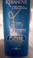 Pureté - Produit
