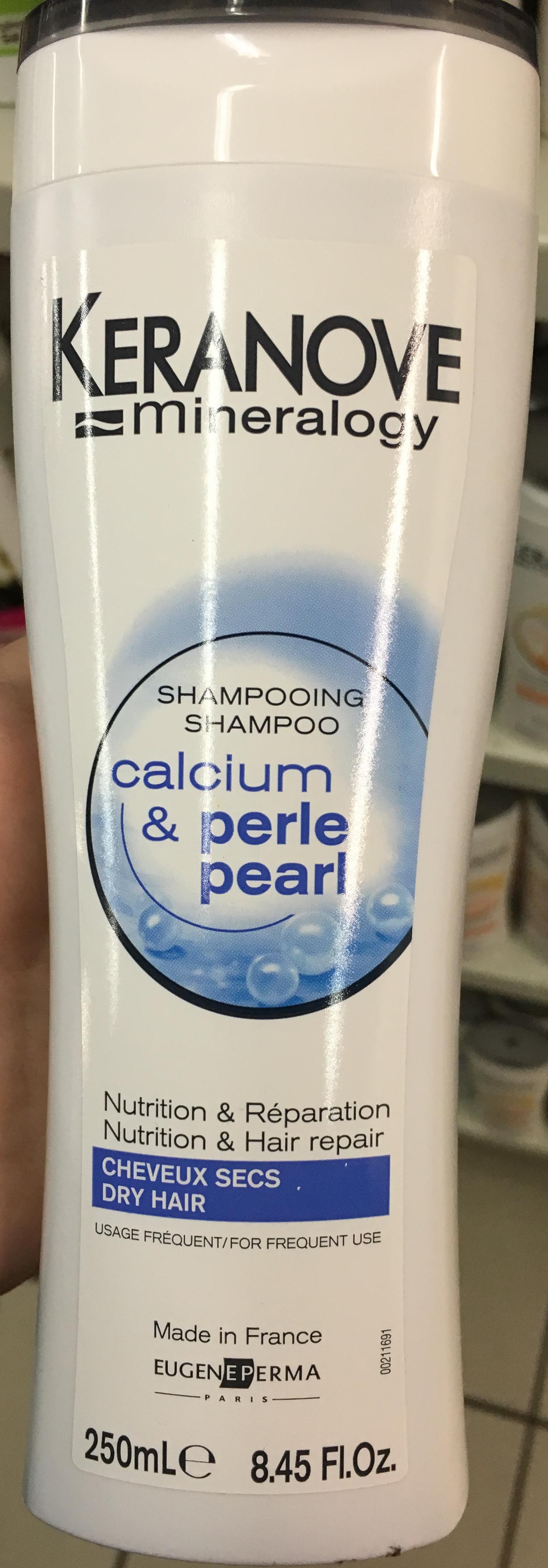 Shampooing calcium perle cheveux secs k ranove 250 ml - Code erreur c11 ...