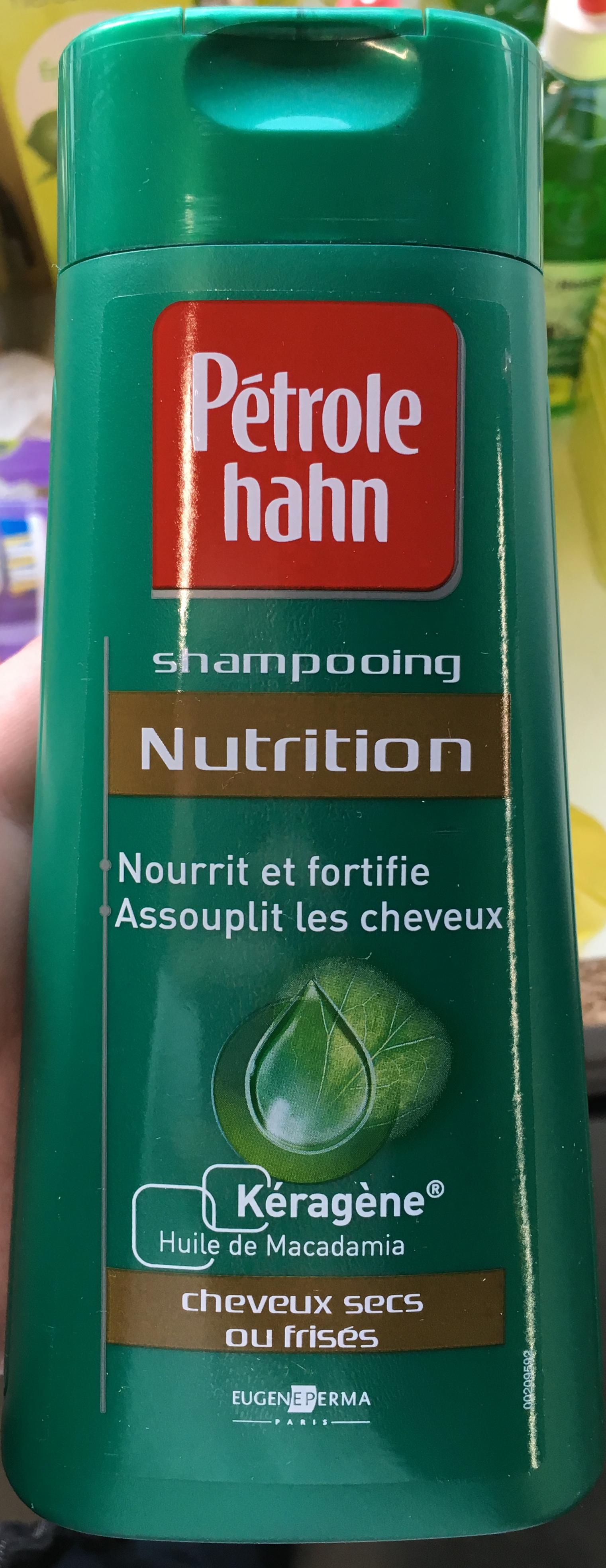 Shampooing Nutrition Kéragène Huile de Macadamia - Product - fr