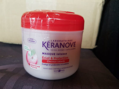 Keranove masque intense cheveux colorés - Product - en