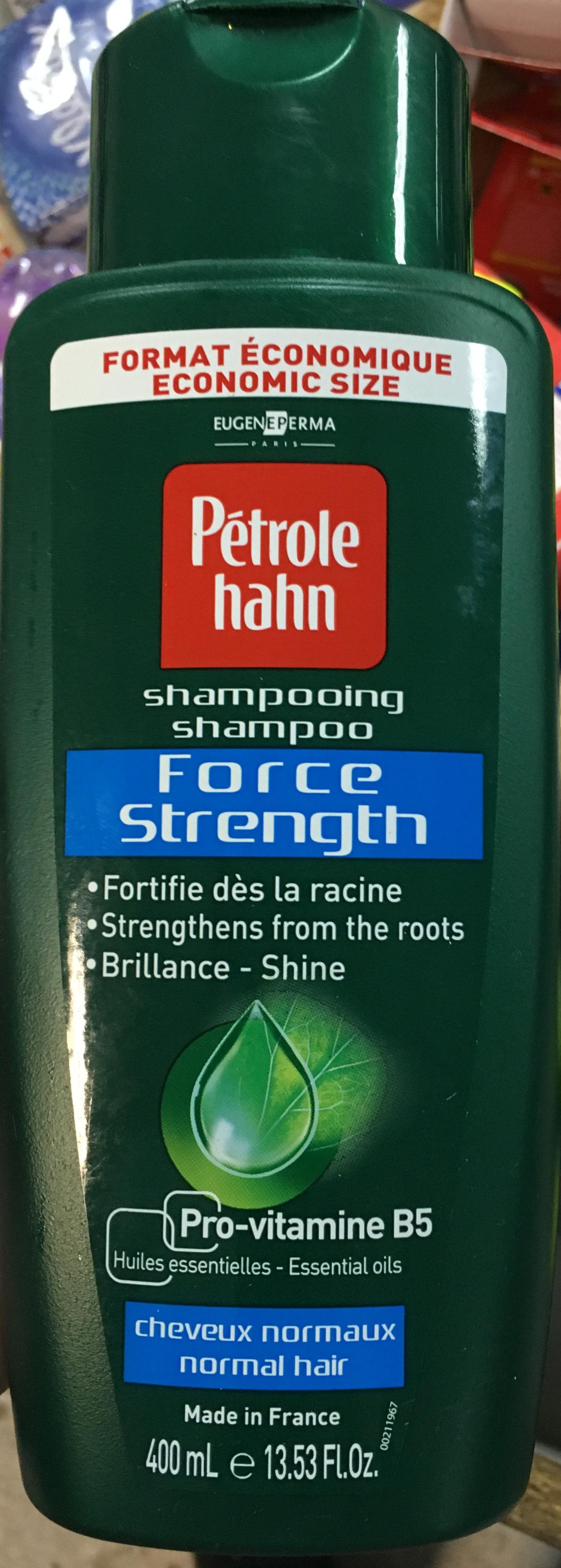 Shampooing Force (format économique) - Product - fr