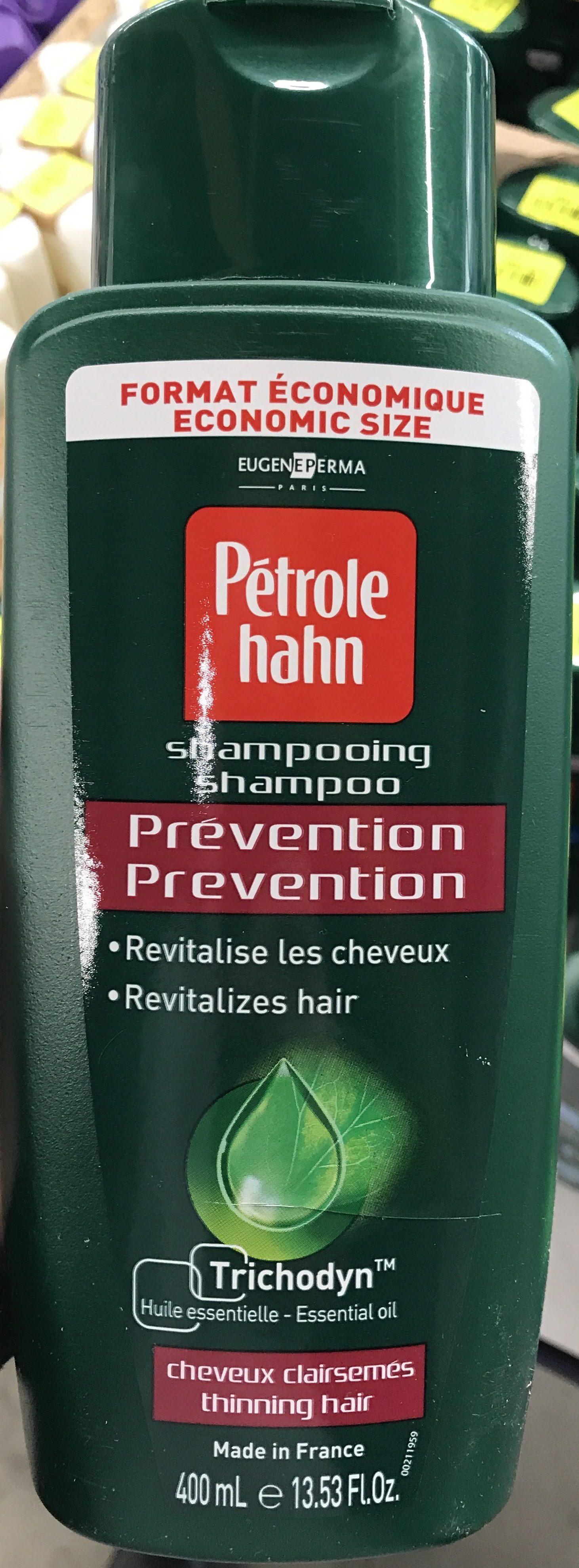 Shampooing Prévention Trichodyn (Format économique) - Product
