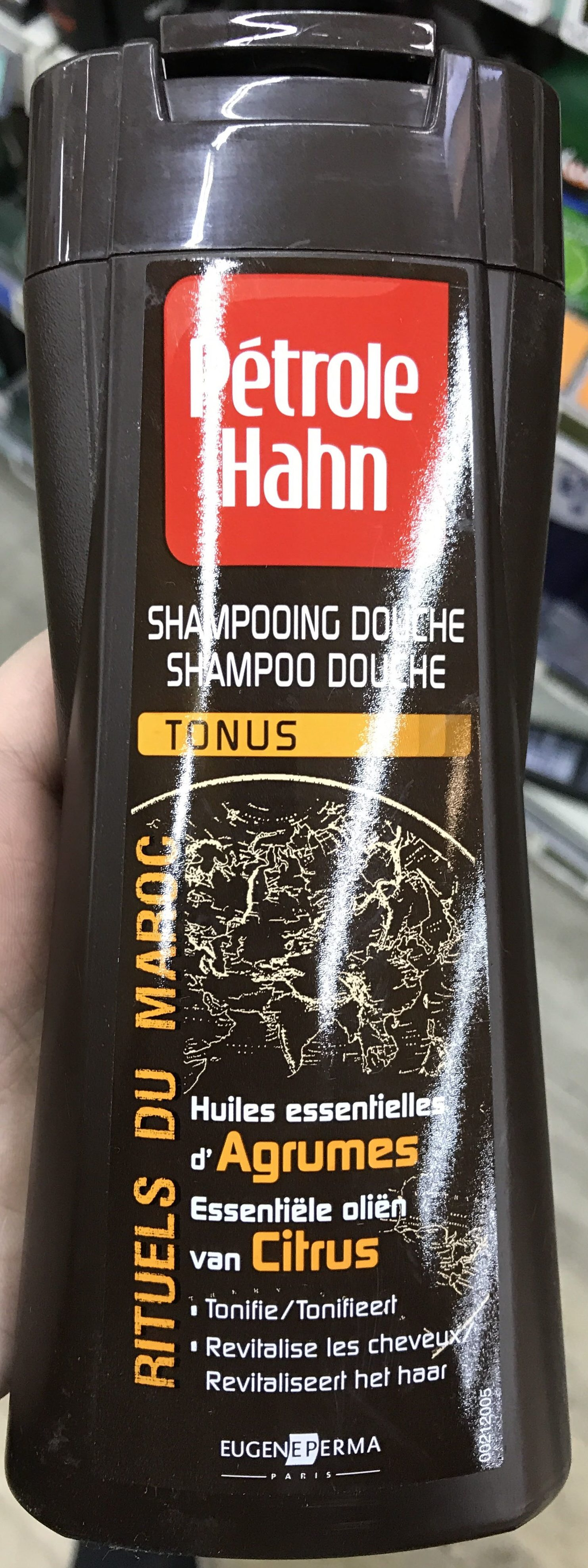 Shampooing douche Tonus Rituels du Maroc - Produit