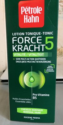 Lotion tonique pour cheveux normaux - Product