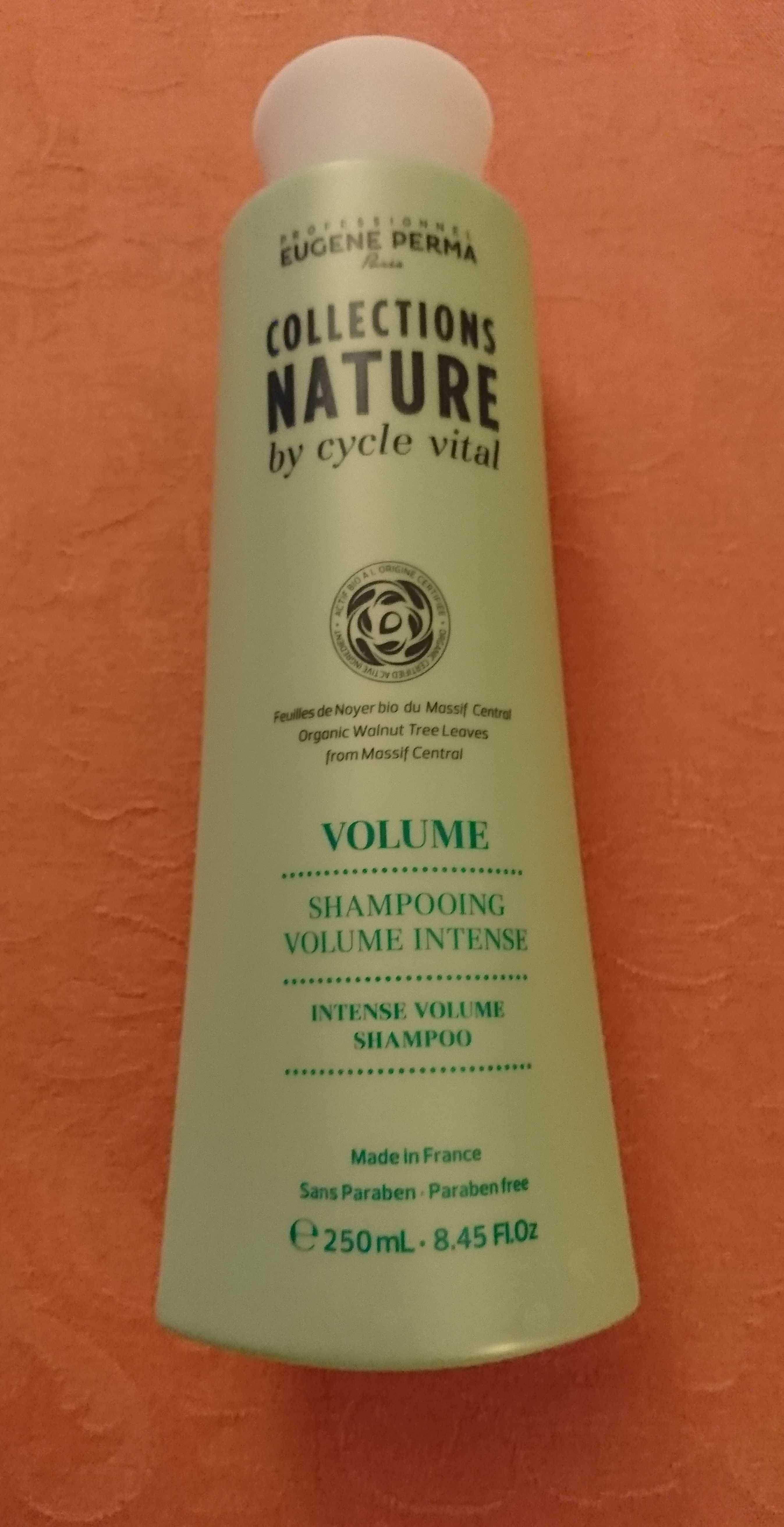 shampooing volume intense - Product
