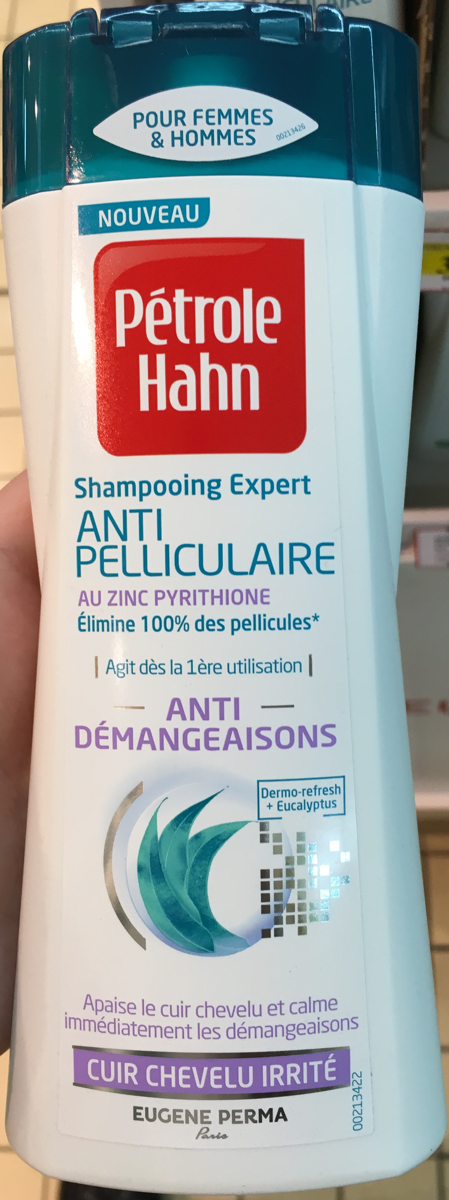 Shampooing expert anti pelliculaire anti démangeaisons - Product - fr