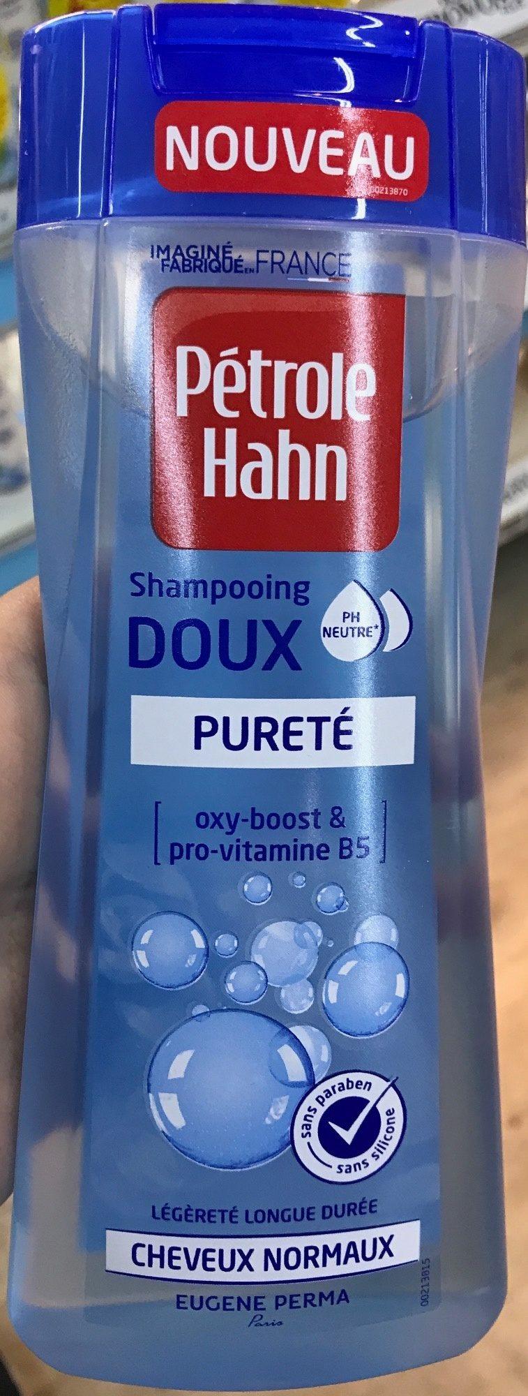 Shampooing doux pureté - Product