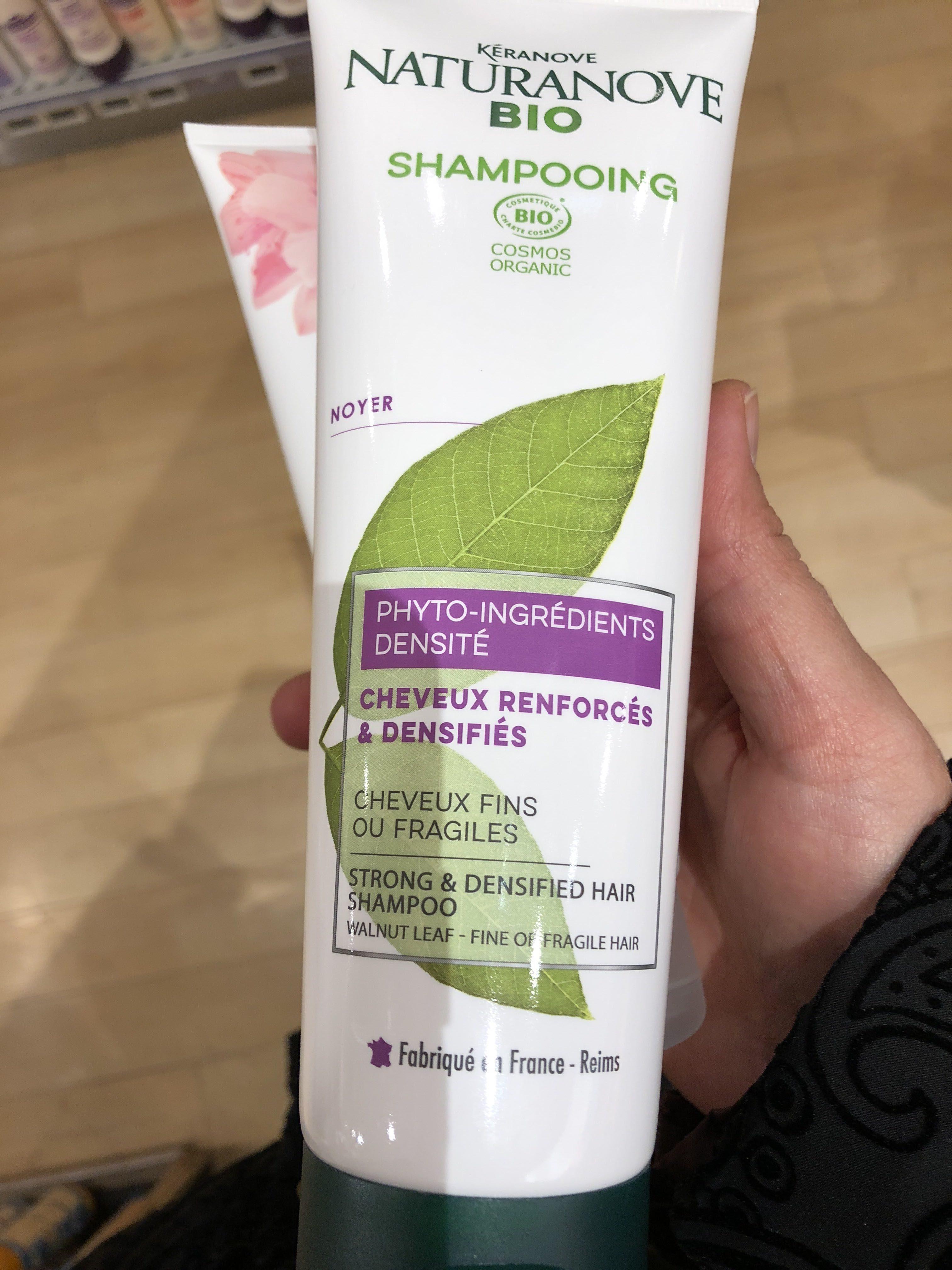 Naturanove Bio Shampooing - Product - fr