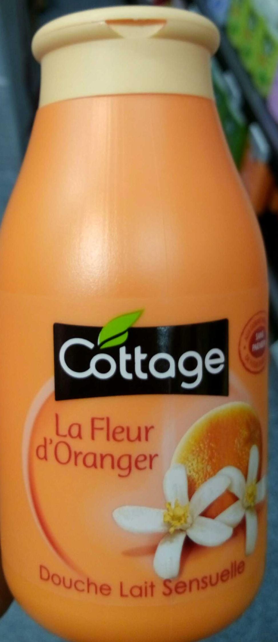 La Fleur d'Oranger Douche Lait Sensuelle - Product - fr