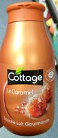 Le Caramel Douche Lait Gourmande - Produit
