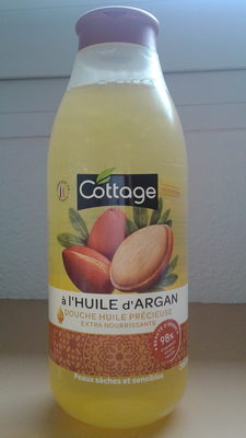 Douche huile précieuse à l'huile d'argan - 2