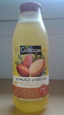 Douche huile précieuse à l'huile d'argan - Product