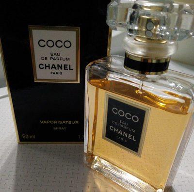 Coco Chanel eau de parfum - Product
