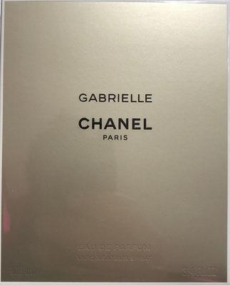 Gabrielle - Produit