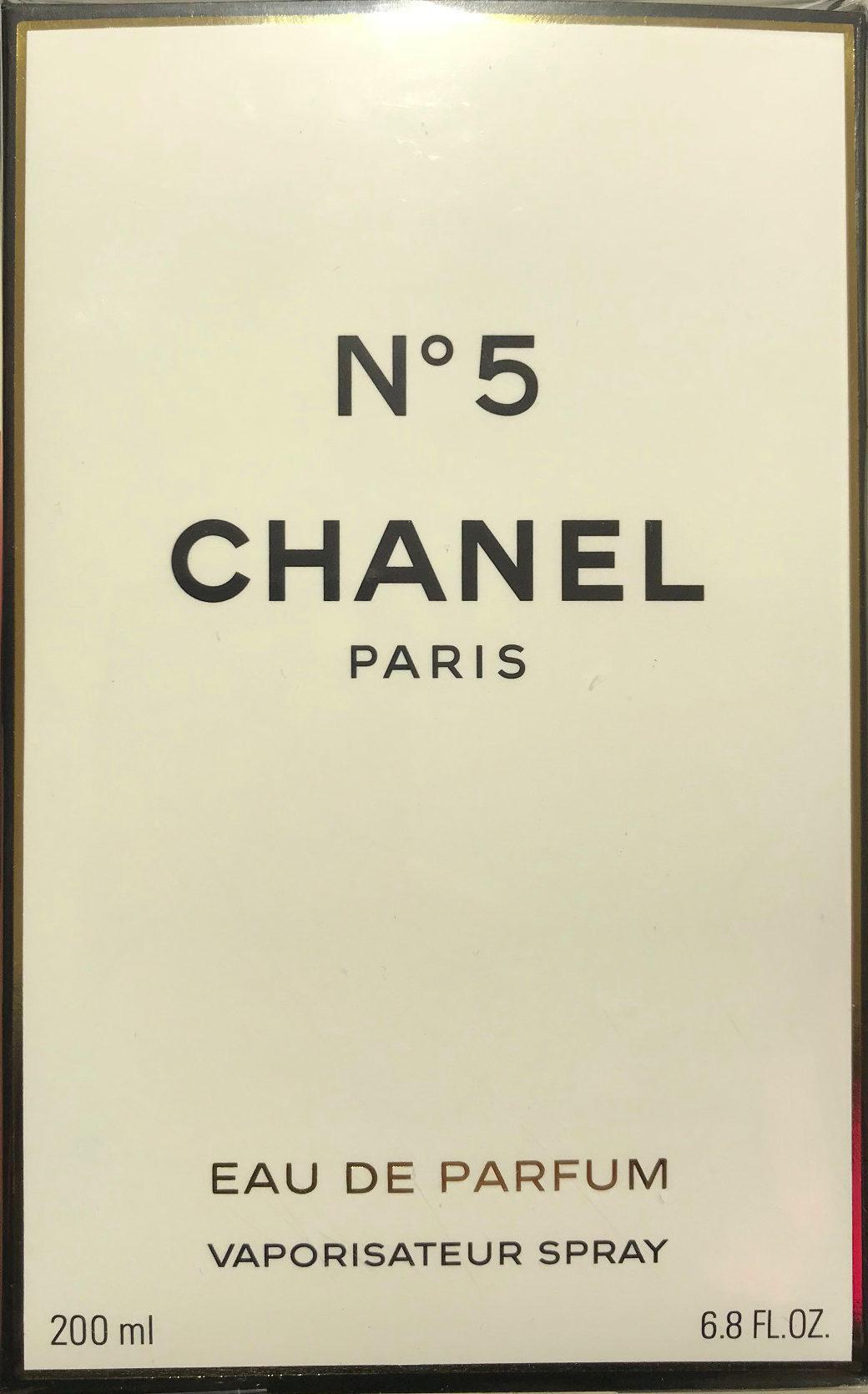 No. 5 Eau de parfum - Product - fr