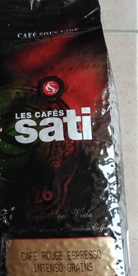 Café rouge exprosso intenseo grains - Product - fr