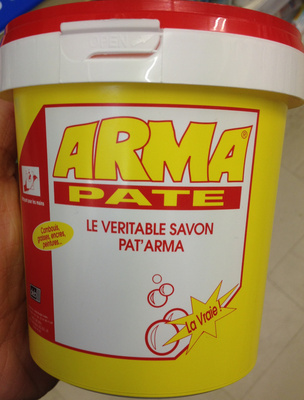 Savon Pat'Arma - Product