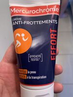 EFFORT Crème anti-frottement - Product