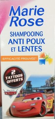 Shampooing anti poux et lentes - Product