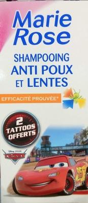 Shampooing anti poux et lentes - Produit - fr