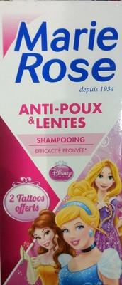 Shampooing anti poux & lentes - Produit