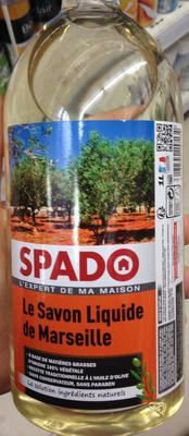 Le savon liquide de Marseille - Produit