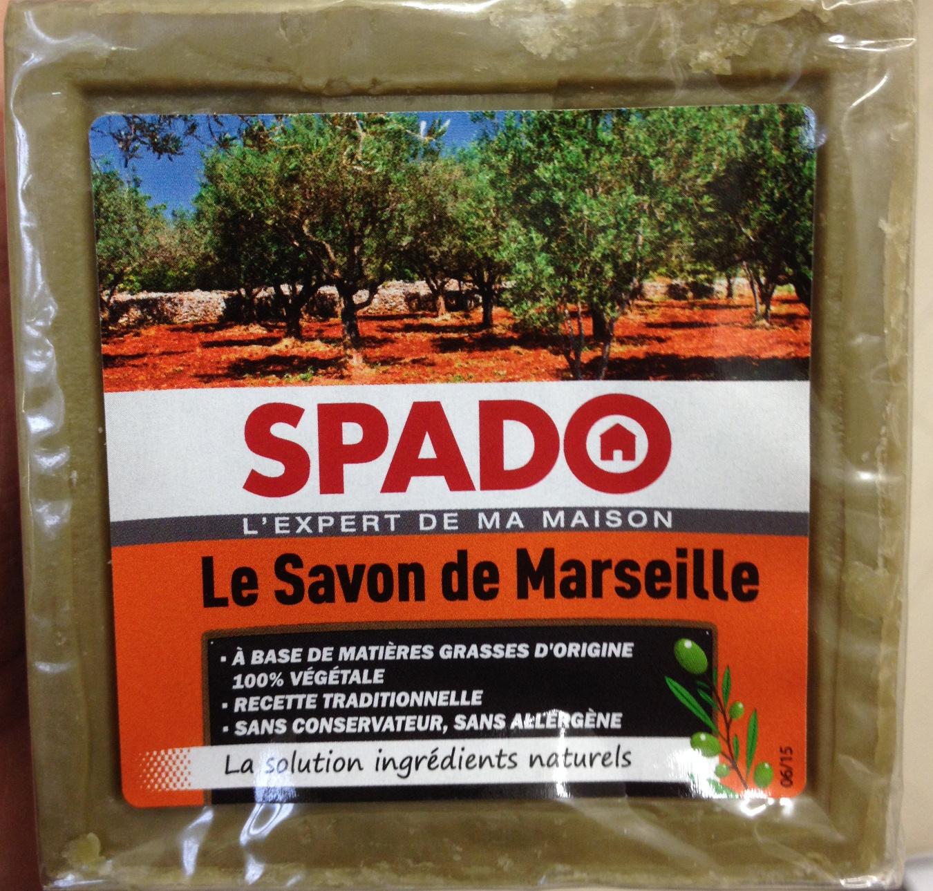 La savon de Marseille - Produit - fr
