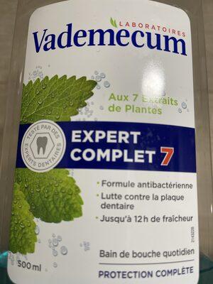 Vademecum soin expert aux 7 extraits de plantes - Product - fr