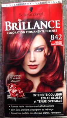 Brillance Rouge Cachemire 842 - Product