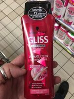 Gliss Shampooing - Color et Brillance - Product - fr
