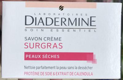 Savon crème surgras - Product - fr