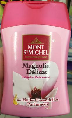 Magnolia Délicat Douche Relaxante - Produit