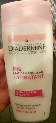 PH5 Lait démaquillant hydratant - Produit