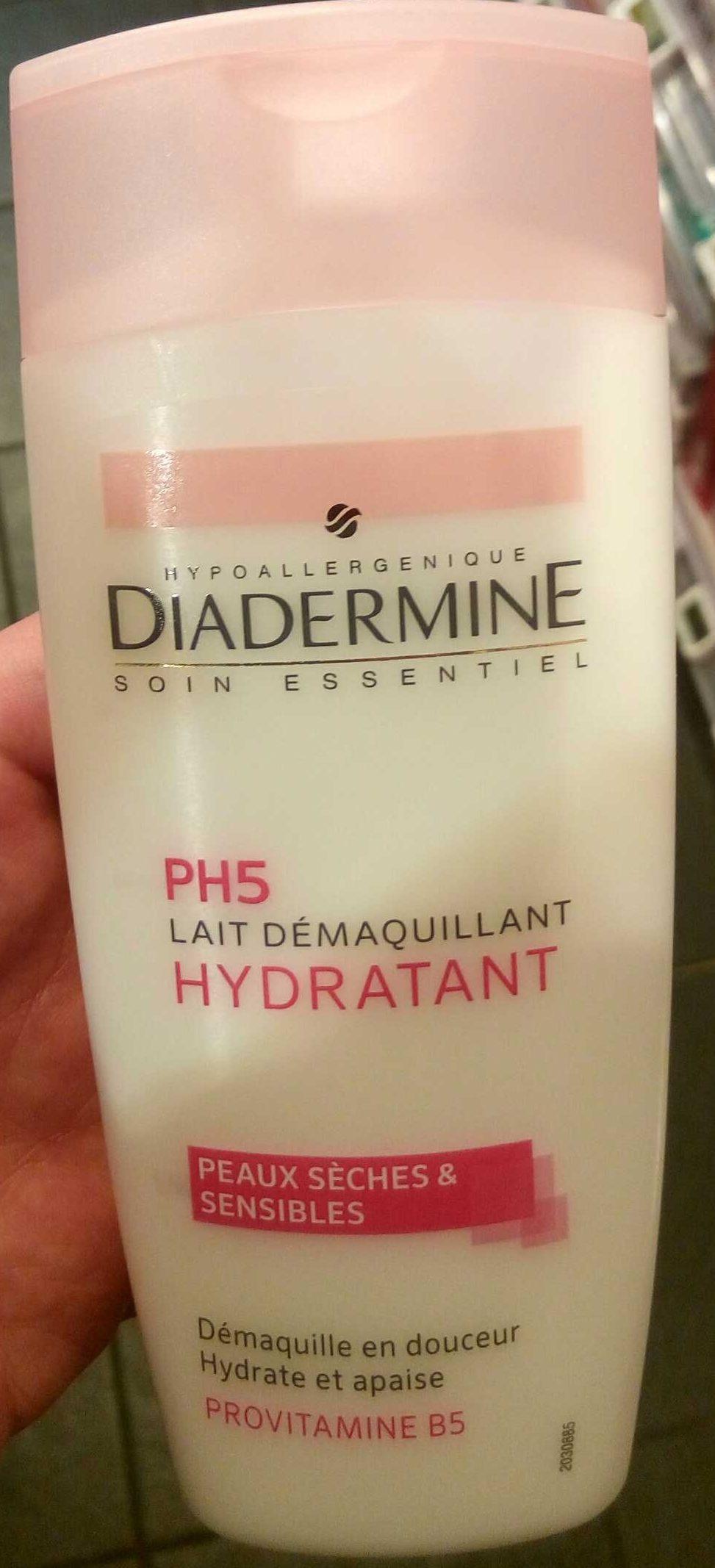 PH5 Lait démaquillant hydratant - Product - fr