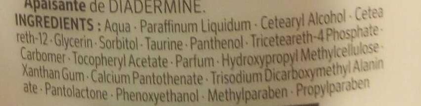 PH5 Lait démaquillant hydratant - Ingredients - fr