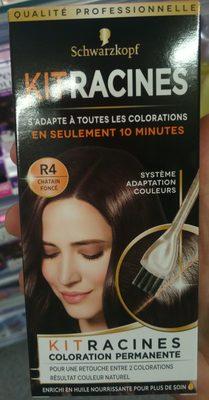 Kit Racines Châtain Foncé R4 - Product