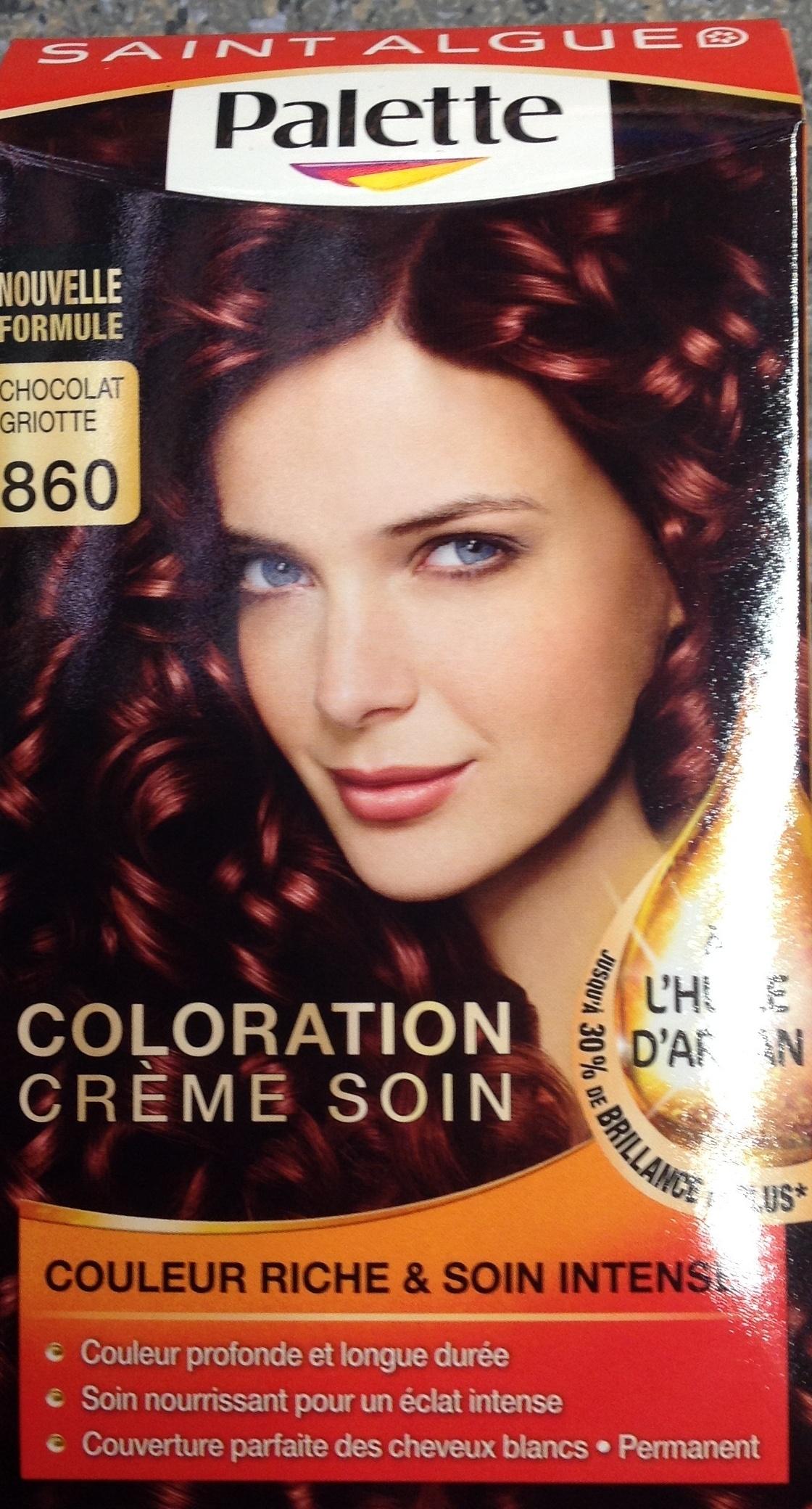 Coloration Cheveux Chocolat Griotte Coiffures 224 La Mode