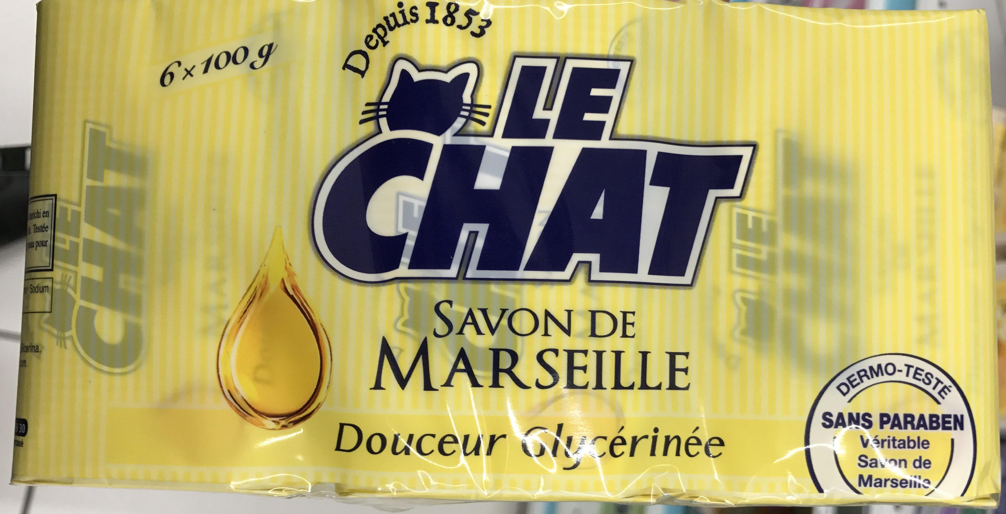 Savon de Marseille Douceur Glycérinée - Product - fr