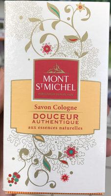 Savon Cologne Douceur Authentique - Produit - fr