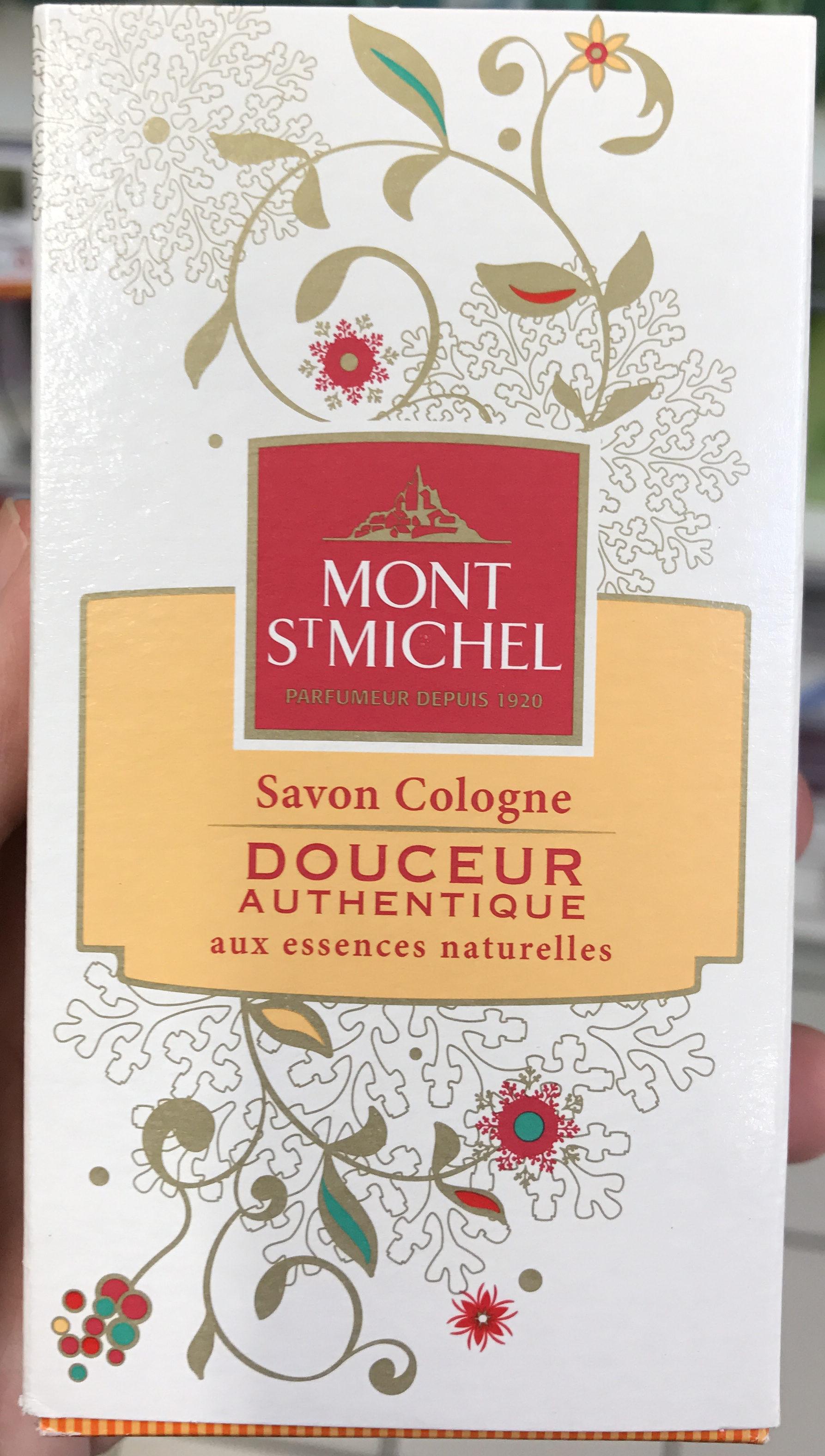 Savon Cologne Douceur Authentique - Produit